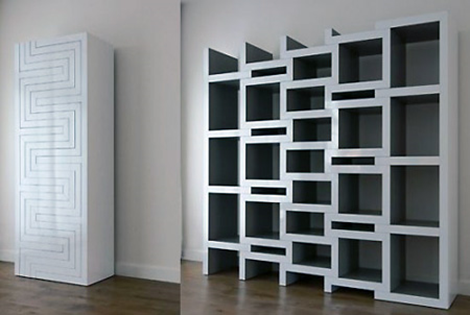 Growing Bookcase