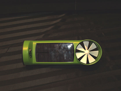 k2 wind charger
