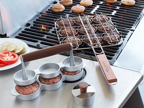 Slider Mini-Burger Kit