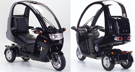 Auto Moto 3-wheeler