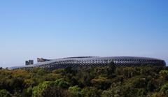 Taiwanese solar stadium