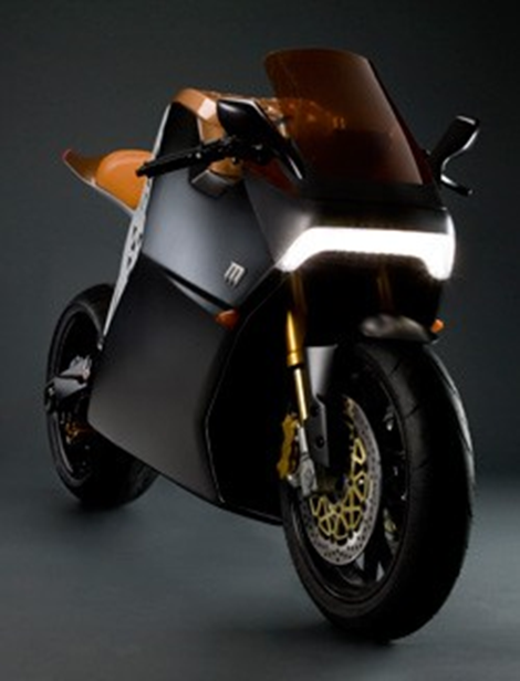 Mission 1 Electric Motorcycle