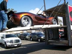hydrogen sports car