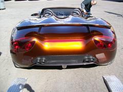 scorpion roadster