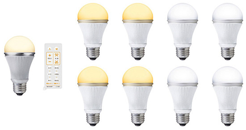 Adjustable LED Lightbulbs