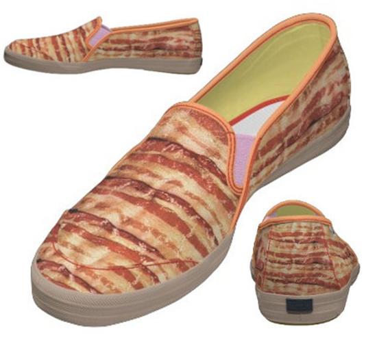 Bacon Shoe Keds