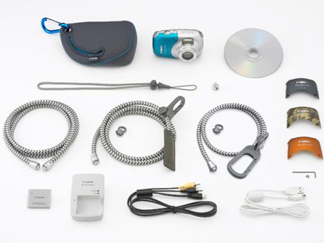 PowerShot D10 Accessories