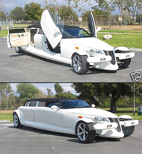 Chrysler Prowler Limousine – Why?