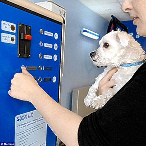 Dog Washing Machine