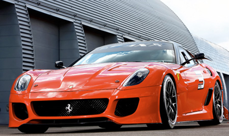Ferrari 599XX GTB