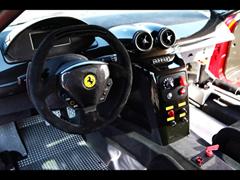 Ferrari 599XX Interior