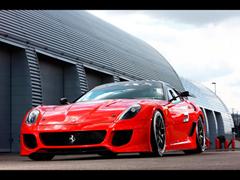 Ferrari 599XX Front