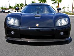 Koenigsegg CCX front