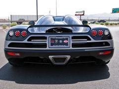 Koenigsegg CCX back