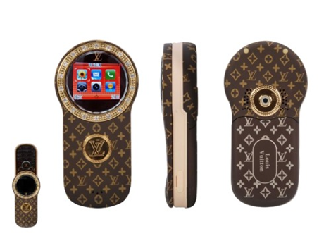 Louis Vuitton Cell Phone