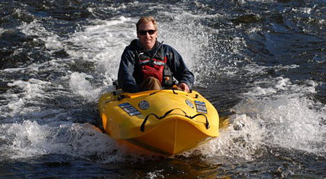 Makai Jet Powered Kayak