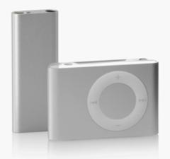 smallest ipod shuffle