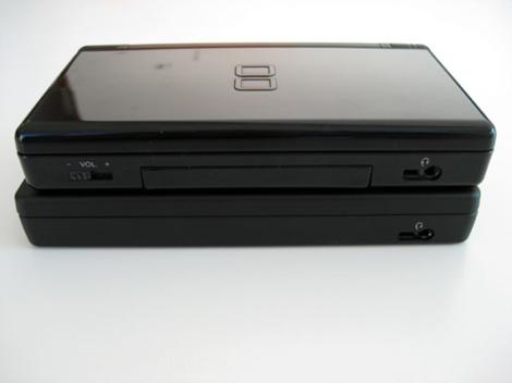 Nintendo DSi Front