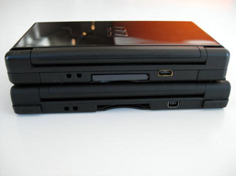 Nintendo DSi back