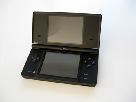 Nintendo DSi Screens