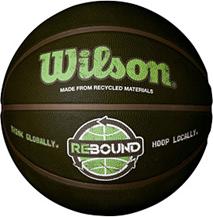Wilson Rebound Recycled Basketball