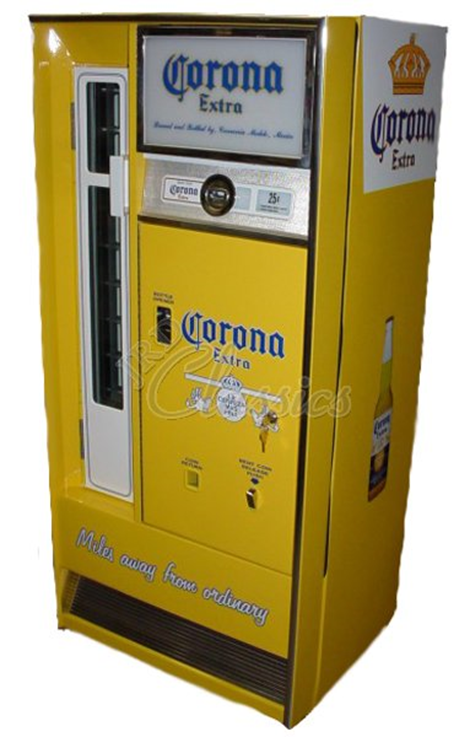 Retro Beer Vending Machines By Jrd Classics Gadgetking Com
