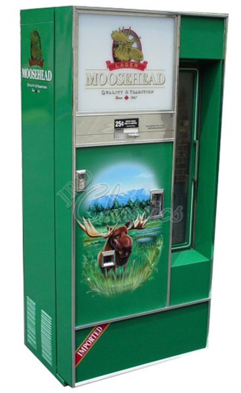 Moosehead Beer Machine