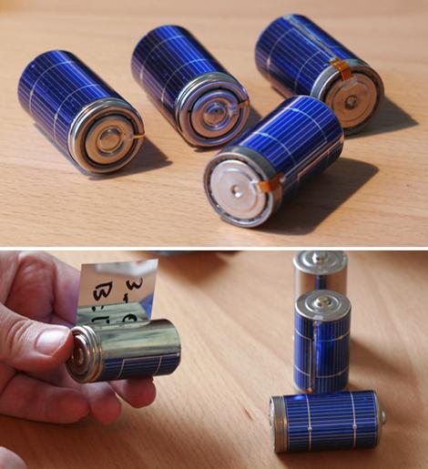 SunCat Solar Batteries