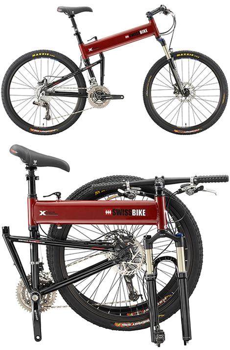 SwissBike XO Folding bike