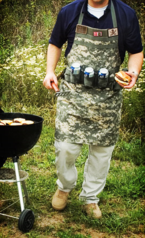 Tactical Grilling