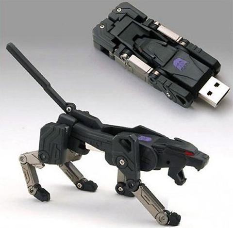 Transformer USB Drives