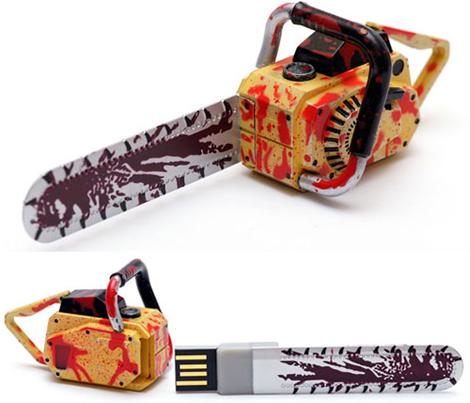Resident Evil 5 Chainsaw USB Flash Drive