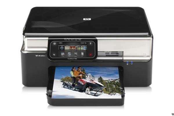 HP Photosmart Premium Web Printer
