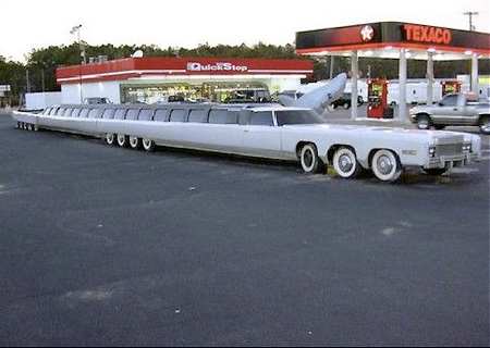World S Longest Limousine Gadgetking Com