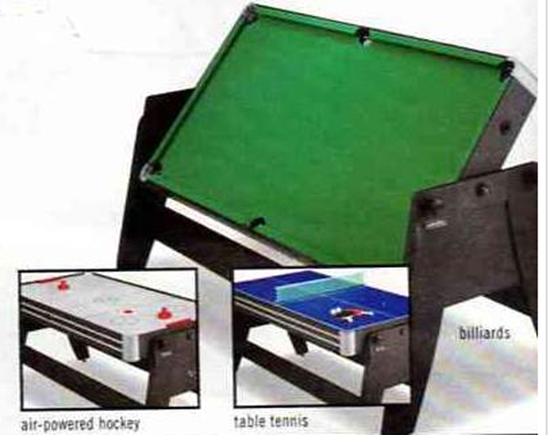 Harvard Multi Fun 3 In 1 Game Table At Sears Fri U0026 Satu0027   Bfads_net_Harvard