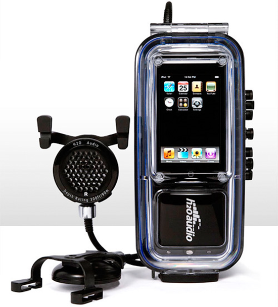 iDive300 Waterproof iPhone Case