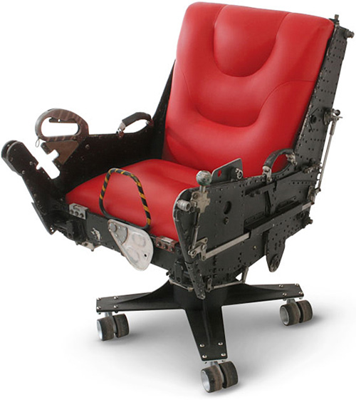 F-4 Phantom Ejection Seat Chair