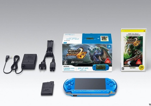 Monster Hunter 2nd Generation PSP Pack