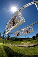 human monorail