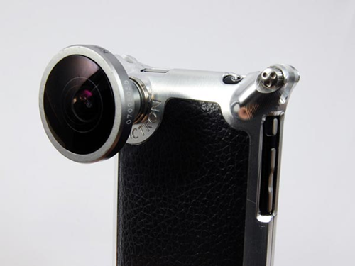 Factron iPhone Camera Case