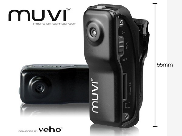 Veho Muvi Camcorder