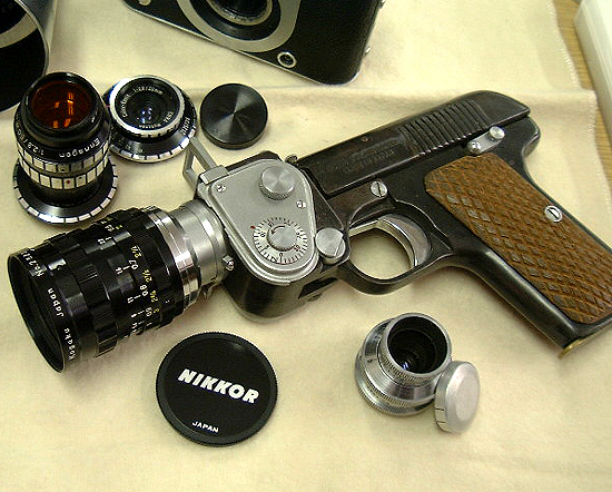 Doryu Pistol Camera