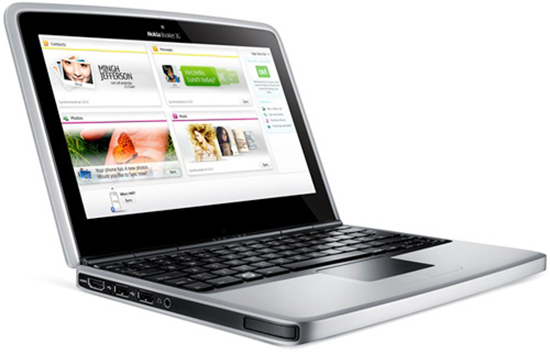 Nokia Netbook Laptop