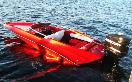 Minx 18V Speedboat
