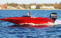 Minx Speedboat