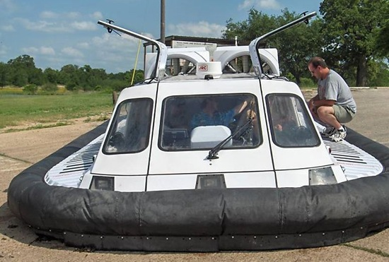 Canair Hovercraft for sale