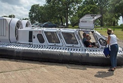 Canair Hovercraft side