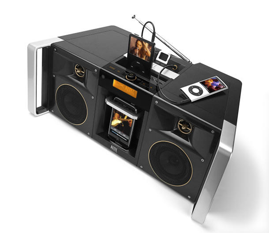 Altec Lansing iPod Boom Box