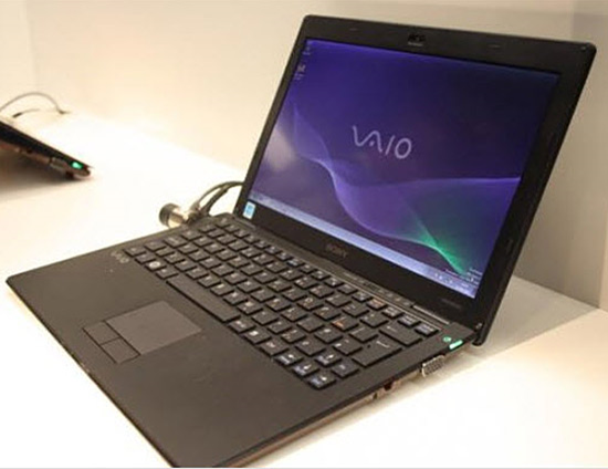 Sony VAIO X Laptop