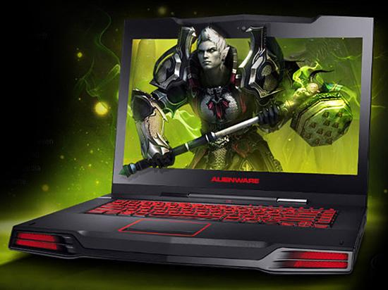 Alienware M15X Laptop